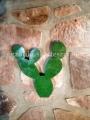 Kaktusz opuntia nagy